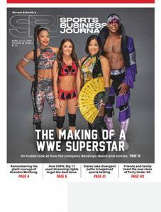 SportsBusiness Journal – 15 April 2019