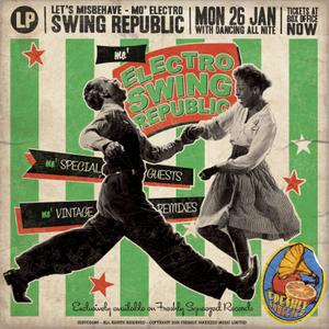 Swing Republic - Let's Misbehave - Mo' Electro (2015)