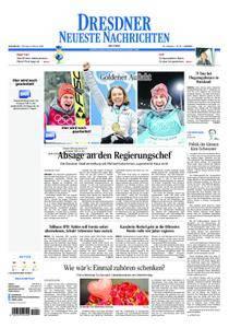 Dresdner Neueste Nachrichten - 12. Februar 2018