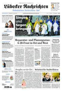 Lübecker Nachrichten Ostholstein Süd - 06. Januar 2018