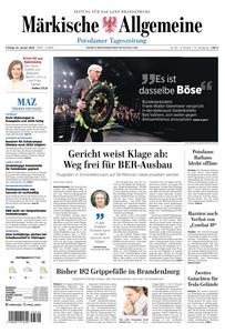 Märkische Allgemeine – 24 Januar 2020
