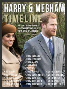 Harry & Meghan Timeline - Prince Harry and Meghan, The Story Of Their Romance: The Complete Timeline Of Their Royal...