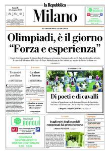 la Repubblica Milano – 24 giugno 2019