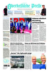 Oberhessische Presse Hinterland - 05. September 2019