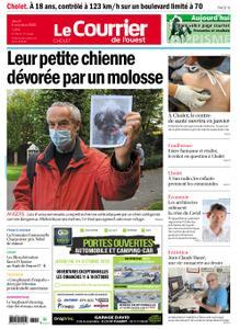 Le Courrier de l'Ouest Cholet – 08 octobre 2020