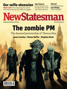 New Statesman - 23 - 29 June 2017