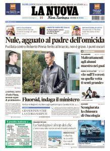 La Nuova Sardegna - 23 Maggio 2017