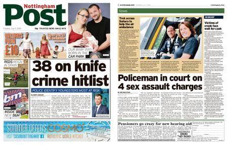 Nottingham Post – July 17, 2018