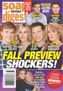 Soap Opera Digest - September 11, 2017