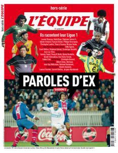 L'Equipe Magazine Hors-Série N.39 - Juillet 2019