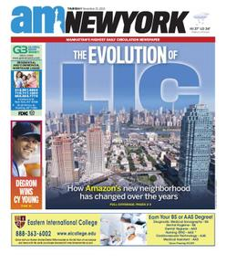 AM New York - November 15, 2018