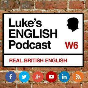 Luke's English Podcast (2009-2015)