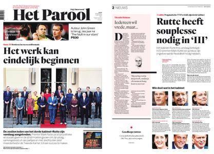 Het Parool – 26 oktober 2017
