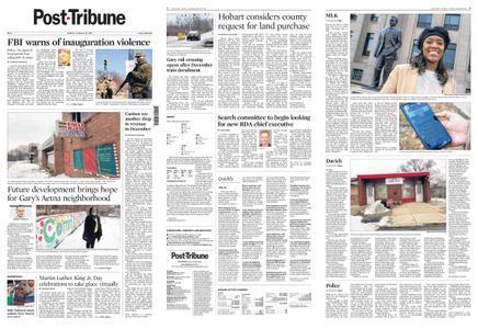 Post-Tribune – January 18, 2021