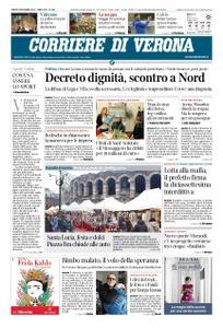 Corriere di Verona – 08 dicembre 2018