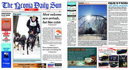The Laconia Daily Sun – February 18, 2020