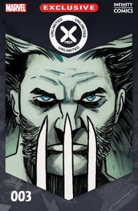 X Men Unlimited Infinity Comic 003 (2021) (Digital Mobile) (Infinity Empire