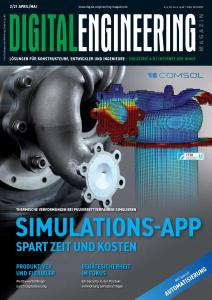 Digital Engineering Germany - April-Mai 2021