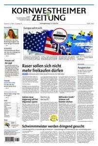 Kornwestheimer Zeitung - 02. Juni 2018