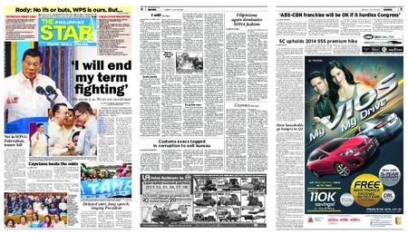The Philippine Star – Hulyo 23, 2019