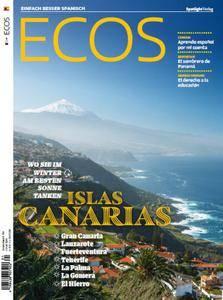 ECOS No 01 – Januar 2018
