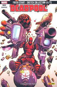 Deadpool - Fresh Start - Tome 2 - L'instinct du Tueur