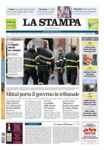 La Stampa Torino Provincia e Canavese - 6 Novembre 2019