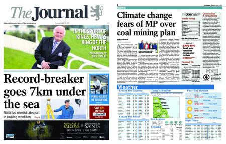 The Journal – April 18, 2019