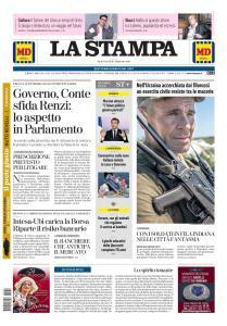 La Stampa Torino Provincia e Canavese - 19 Febbraio 2020