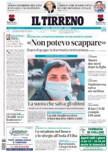 Il Tirreno Livorno - 21 Febbraio 2021