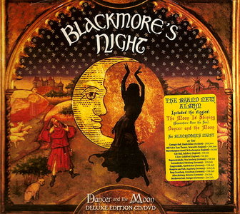 Blackmore's Night - Dancer And The Moon (2013) [Deluxe Ed. CD+DVD Combo - Digipack] Re-up