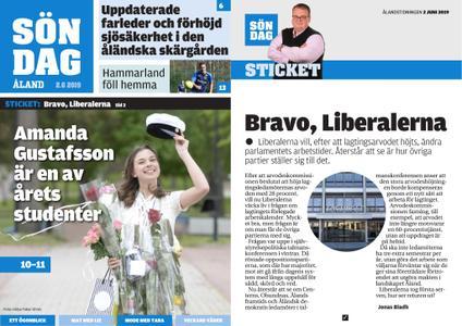 Ålandstidningen – 02 juni 2019