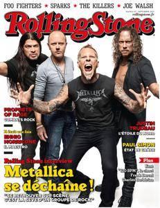 Rolling Stone France - août 2017