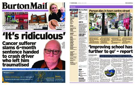 Burton Mail – June 03, 2019