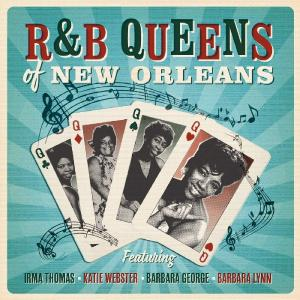 VA - R&B Queens Of New Orleans (2019)