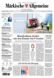 Märkische Allgemeine Westhavelländer - 04. Juni 2019