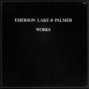 Emerson Lake & Palmer - Works / Volume 1 (1977) US 1st Pressing - 2 LP/FLAC In 24bit/96kHz