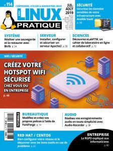 Linux Pratique - Juillet-Août 2019