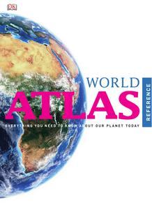 Reference World Atlas (Dk Reference World Atlas), 9th Edition