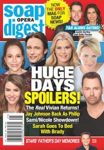 Soap Opera Digest - June 22, 2020