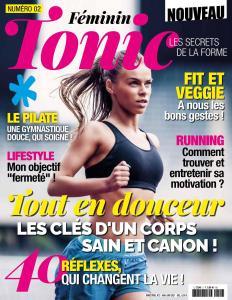 Féminin Tonic N°2 - Mai-Juin 2021