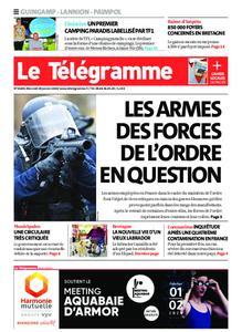 Le Télégramme Guingamp – 29 janvier 2020