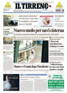 Il Tirreno Livorno - 7 Ottobre 2017
