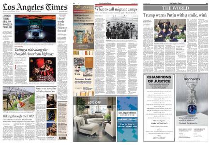 Los Angeles Times – June 29, 2019