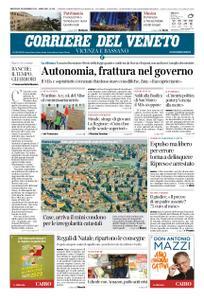 Corriere del Veneto Vicenza e Bassano – 18 dicembre 2019