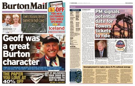 Burton Mail – February 24, 2021