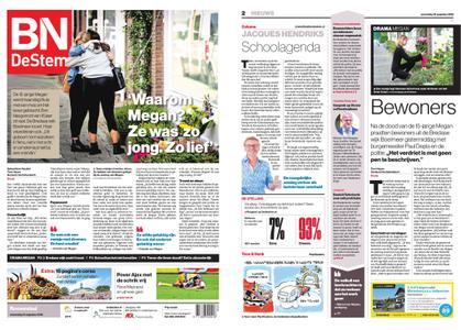 BN DeStem - Roosendaal – 21 augustus 2019