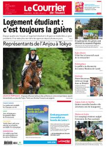 Le Courrier de l'Ouest Angers – 22 juillet 2021