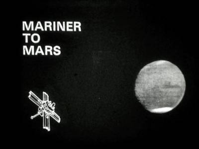 BBC The Sky at Night - Mariner to Mars (1969)