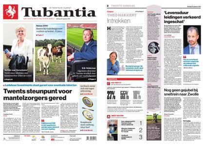 Tubantia - Enschede – 28 augustus 2018